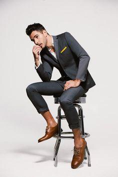 gentlemanuniverse: Gentleman style - Monde Des Hommes - Menswear Archive