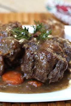 1000+ ideas about Oxtail Stew on Pinterest   Oxtail ...