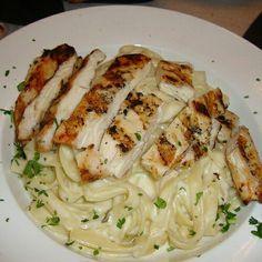 Chicken Alfredo @GottaLoveDesss