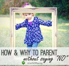 Peaceful Parenting and Discipline without saying no