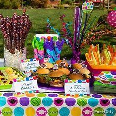 High School Graduation Party Ideas - Bing Imgenes