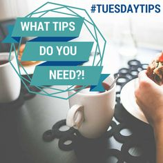 I want to answer your money questions. Reply or post with your questions and I'll respond with answers! #TuesdayTips