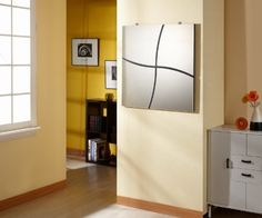 Hanna Loft Style Wall Mount Mirror -- A beautiful décor to any home, or office space