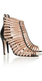 Brian AtwoodDolores two-tone leather sandals