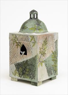 'Searching for solace' Dream Box by Catherine Brennon www.underbergstudio.co.za