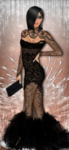 Congratulations to today's Doll of the Day, mannequin! We just adore the #black…