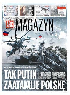 ABC Magazine 3/3 2015 Tak Putin zaatakuje Polskę