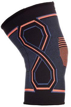 2b047d9d60 Kunto Fitness Knee Brace Compression Support Sleeve: Sports, Arthritis,  Joint L