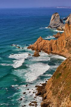 Cabo da Rocha, Most Western Point of Europe | Portugal (by Ruzgar Photography)