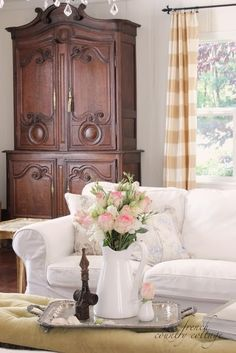 How I Found My Style Sundays- French Country Cottage