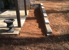 Reynolds Contracting offers Gordonsville retaining walls, projects that combine earthwork, excavation, and water management – all areas of excellence for us! One recent project involved a retaining wall and drainage improvements to an existing home. Call 434-293-6724 for an estimate. #reynoldscontracting #reynoldscontractingva #gordonsville #gordonsvilleva #retainingwalls #homeimprovement #excavation #earthwork Water Management, Retaining Walls, Home Improvement, Sidewalk, Earth, Projects, Log Projects, Home Improvements, Pavement