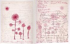 Sketchbook Louise Bourgeois