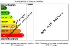 14/12/13  #Immobilier #Diagnostics - DPE : Pourquoi y a-t-il des étiquettes énergétiques vierges ?