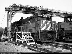 RailPictures.Net Photo: TTI 257 Transkentucky Transportation Railroad GE U28B at Paris, Kentucky by Wade H. Massie