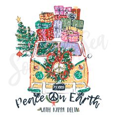 "design id 108008, change ""peace on earth""   a very sigma christmas  -illlinois state university-"