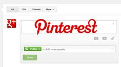 How @Pinterest Could Save @google via @gizmodo