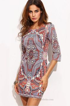 Tamra Bodycon Dress