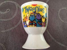 Tweenies egg cup.