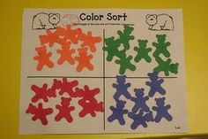 brown bear/color activities