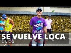 SE VUELVE LOCA by CNCO | Zumba® | Cumbiaton | Kramer Pastrana - YouTube Zumba Workout Videos, Zumba Videos, Workout Music, Fun Workouts, Zumba Routines, Exercise Routines, Health Fitness, Fitness Fun, Zumba Fitness