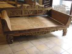 Image result for balinese daybed