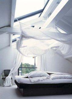 #loft #canopy my heaven
