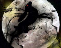 Rather Gorgeous Black Rabbit of Inle