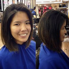 Long Bob by Alexandre Rios #circushair #circuspamplona #hair #highlights #fashion #style