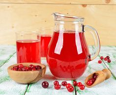 Cranberry juice This detox drink not only helps you lose weight, it also removes nicotine and alcohol in about four days from the system. Cranberry Juice Benefits, Unsweetened Cranberry Juice, Cranberry Detox, Cranberry Cocktail, Detox Drinks, Healthy Drinks, Healthy Foods, Weight Loss Detox, Lose Weight