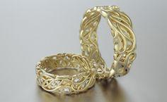 Обручальные кольца VGOK0175