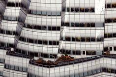 Noch so ein architektonischer Hingucker ist das  IAC Building  am Westrand von...