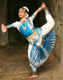 Bharatanatyam, one of eight designated classical dance forms of India.