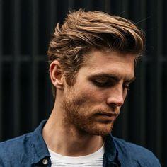 22 beliebte Hipster Haarschnitte für Männer #beliebte #Haarschnitte #hipster #manner