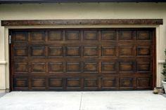 Metal garage doors that look like wood garage doors fauxkc wood look steel garage doors clopay faux garage doors metal garage doors that look like … Faux Wood Garage Door, Metal Garage Doors, Garage Door Paint, Garage Door Makeover, Metal Garages, Garage Door Design, Aluminum Garage, Steel Garage, Wood Doors