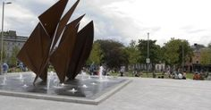 Eyre Square - Fáilte Ireland Copyright