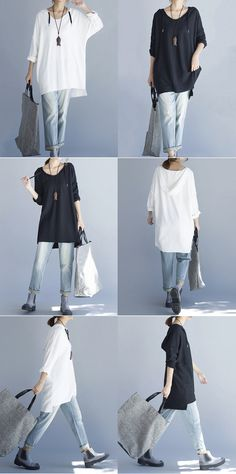 US$24.89 Plus Size Loose Solid Long Sleeve High Low Hoodie For Women