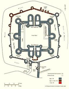 Beaumaris Castle - Wikipedia, the free encyclopedia Designed to accommodate up to 11 noble households.