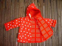 Kierrätyskankainen takki lapselle Polka Dot Top, Retro, Vintage, Tops, Women, Fashion, Moda, Fashion Styles, Vintage Comics