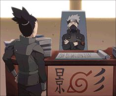 I will never get over this gif of Kakashi. Lol not even over exaggerating. Not even joking. I think that this is what Kakashi does I his spare time! Naruto Uzumaki, Anime Naruto, Kakashi Sensei, Shikamaru, Gaara, Itachi, Naruto And Sasuke, Manga Anime, Kakashi Memes