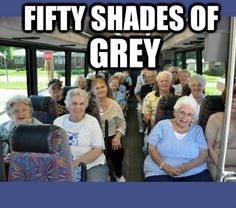 Fifty shades of grey #funny meme