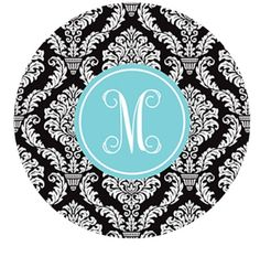 Customized / Monogrammed Round Tempered Glass Cutting Board, Cutting Board on Etsy, $48.00 This would be a great house warming gift or wedding gift for the new couple. Monogram it all!