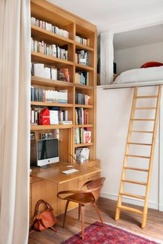1000 ideas about lit mezzanine on pinterest lit - Chambre mezzanine adulte ...