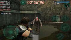 Resident Evil Mercenaries Vs. será jogo social para smartphones