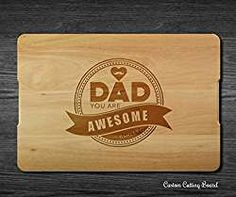 Personalized cutting board,Father day gift,dad gift,boyfriend gift,customizable boyfriend gift,gift for him,men gift,wooden cutting board,chopping board- small 04