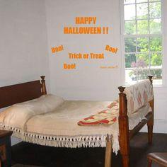 Halloween Wall Decal Halloween Mischievous Harry Sticker hst-0438 halloween-mischievous【ハロウィンだけの素敵ないたずら】イタズラしちゃうよーお菓子ちょうだい。ハッピーハロウィン。#Halloween#harrysticker #interior #wallsticker #homedecor #room #harryart #sticker #ウォールステッカー#ハリーステッカー#ハロウィン