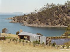 John Wardle Architects - Bruny Island Tasmania