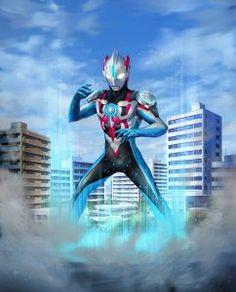 Ultraman Orb Emerium Slugger   Ultraman Orb Forms ... Vampire Knight Zero Full Body