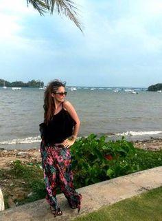 María. Viaje a la Republica Dominicana-Cayo Levantado (El Caribe) Mayo de 2014. Me encanta conocer mundo.