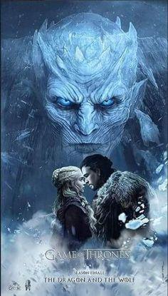 #jonerys #dragon #wolf #jonsnow #daenerys #targaryen #got