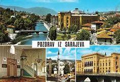 Bosnië en Herzegovina - Sarajevo